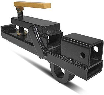 Amazon com: Titan Attachments Clamp On Tractor Bucket Hitch
