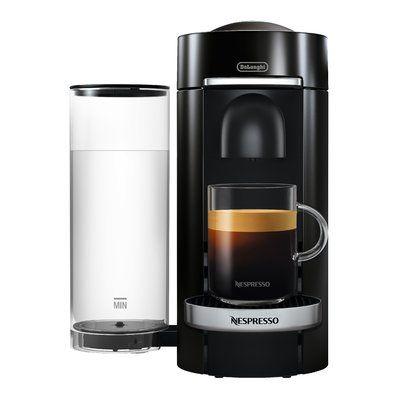 Nespresso Nespresso Vertuoplus Deluxe Coffee Espresso Machine