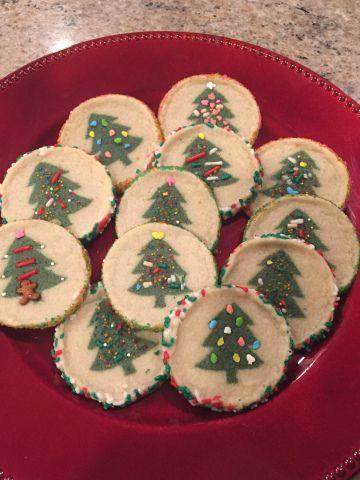 Pillsbury Cookie Dough Recipes Christmas : pillsbury, cookie, dough, recipes, christmas, Pillsbury, Instant, Dough, Christmas, Cookies, Easy,, Kids,, Recipes