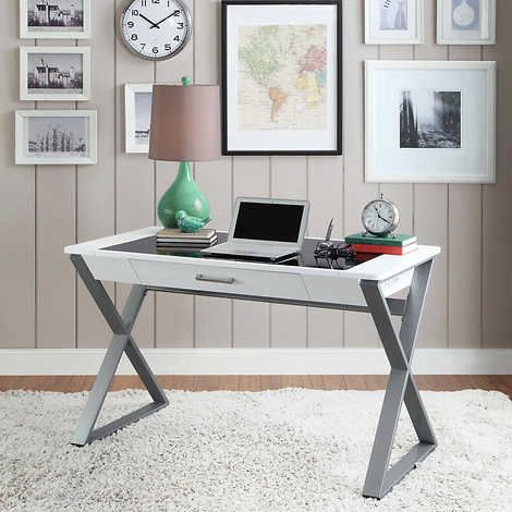 Bayside Furnishings 47 Wood Desk Bayside Furnishings Bayside Furniture Desk
