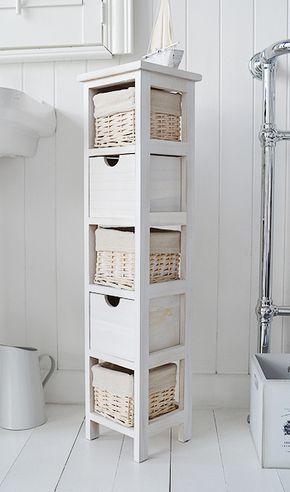 20cm Wide Narrow Bathroom Cabinet Narrow Bathroom Cabinet