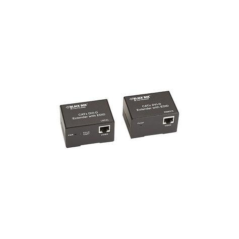 Black Box CATx DVI-D with DDC SL Extender Kit