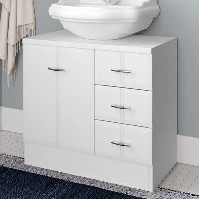 Mercury Row Tillie 60cm Under Sink Storage Unit Wayfair Co Uk In 2020 Under Sink Storage Unit Under Sink Storage Sink Storage