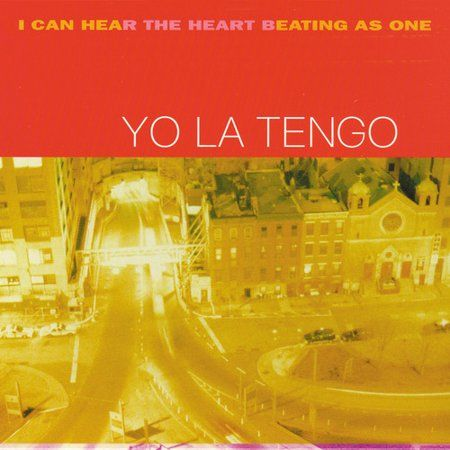 Yo La Tengo I Can Hear The Heart Beating As One Vinyl Walmart Com In 2020 In A Heartbeat Beautiful Songs Lp Vinyl