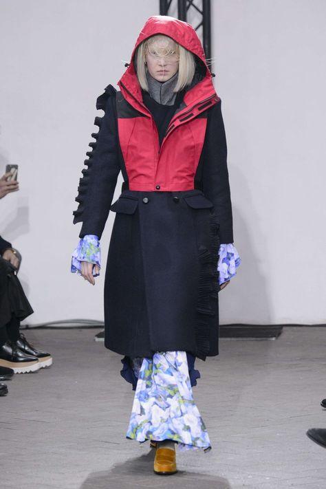 Male Fashion Trends: Facetasm Fall-Winter 2017 - Paris Fashion Week