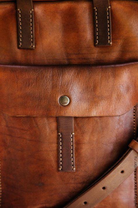 3f4208eae3b9 Купить Brick Brown Bag - кожаные сумки, купить кожаную сумку, сумки женские…