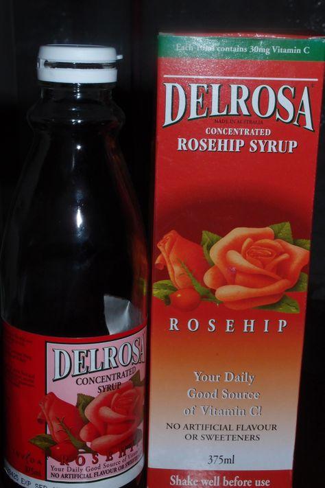 Delrosa For Babies : delrosa, babies, Delrosa, Syrup, Childhood, Memories,, Family, Memories