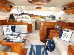 The Best Of Boat Interior Design Decorating Ideas Inside Yacht
