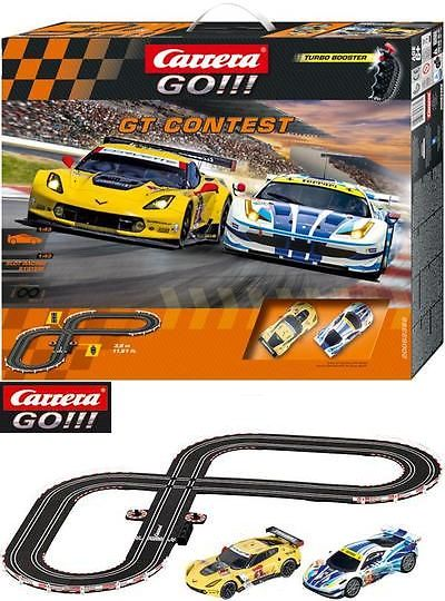 1 43 Scale 164793 Carrera Go Gt Contest 1 43 Race Set 20062368 Buy It Now Only 79 99 On Ebay Slot Car Race Track Racing Slot Car Racing
