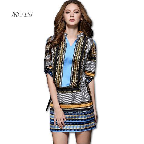 ... diretamente de fornecedores da China  New Summer style2015 temperament  participants green chiffon printed long casual dress plus size short sleeve  party ... 7a6304d672b5