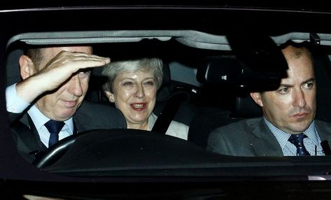 """In recent years, former British Prime Minister May has been biting her teeth on the Brexit headache file, and it has not been made accessible by her rival Boris Johnson, who eventually took her place with the promise to chase the Brexit through it quickly. That promise failed last night when 21 Tories rebelled and … The post """"A picture paints a thousand words"""": gloating at May? appeared first on Afrinik."""