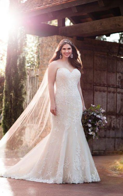 Vestiti Da Sposa Elegantissimi.Sposa Curvy Elegantissima In Pochi E Semplici Passi Parte 1