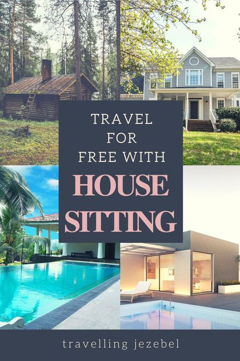 Long Term House Sitting - Become a House Sitter & Travel for Free