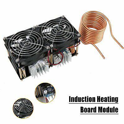 Ad Ebay 1800w Zvs Induction Heating Board Module Driver Heater