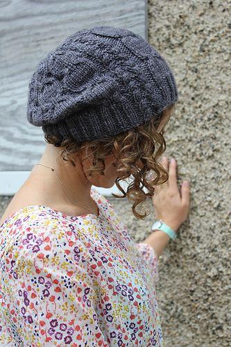 Ravelry Black Tea Pattern By Thea Colman Knit Hat Pattern Easy Hat Knitting Patterns Knitted Hats
