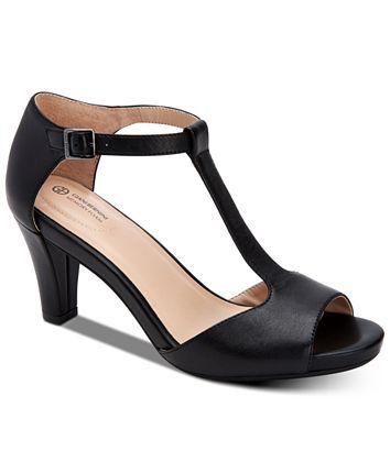 Giani Bernini Claraa Memory Foam Dress Sandals Created For Macy S Reviews Heels Pumps Shoes Macy S In 2020 Dress Sandals Pump Shoes Pumps Heels