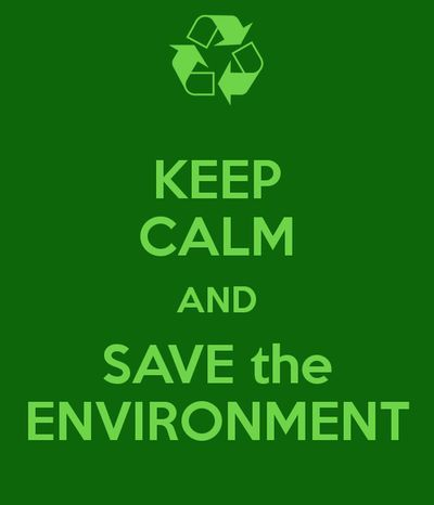 Save Environment Slogan Keep Calm And The Beautiful Planet Earth Go Green On Quote Slogans Essay