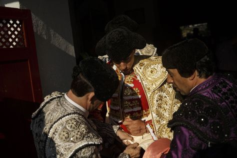 The life of a Spanish bullfighter