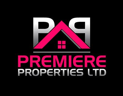 Check Out New Work On My Behance Profile Premiere Properties Ltd Logo Http Be Net Gallery 92974341 Premier Real Estate Logo Design Logos Real Estate Logo