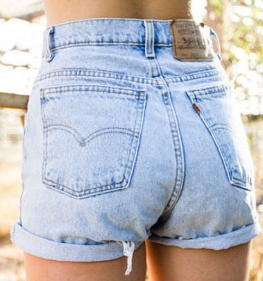 dd198bddef ORIGINAL BLUES High Waisted Shorts levis wrangler, gap, guess, lee ...