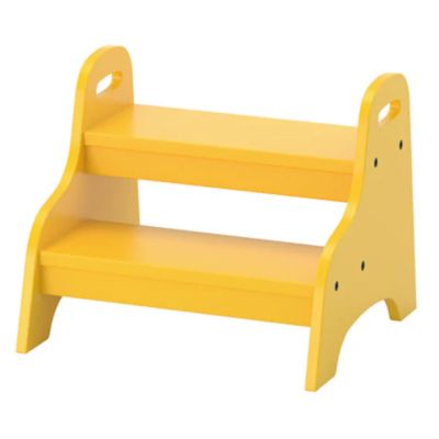 Ikea Trogen Children S Step Stool 40x38x33cm Yellow
