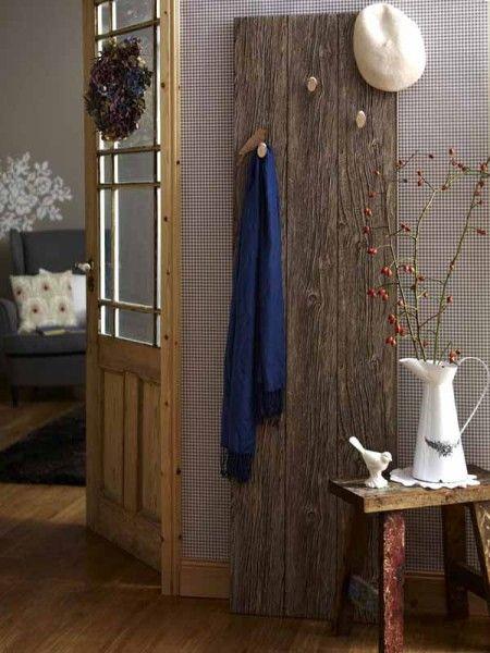 Neue Garderobe Room ideas, Woods and Dressing room - garderobe selber bauen schner wohnen