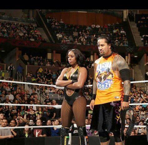 Jimmy & Naomi