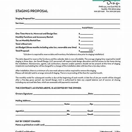 Pin By Dell On Home Staging Contract Template Word Template Business Plan Template