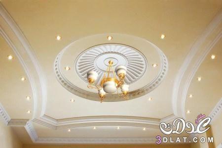 ديكورات وأعمال كرانيش جبس للأسقف من احدث ديكورات 2019 False Ceiling Design False Ceiling For Hall Ceiling Design