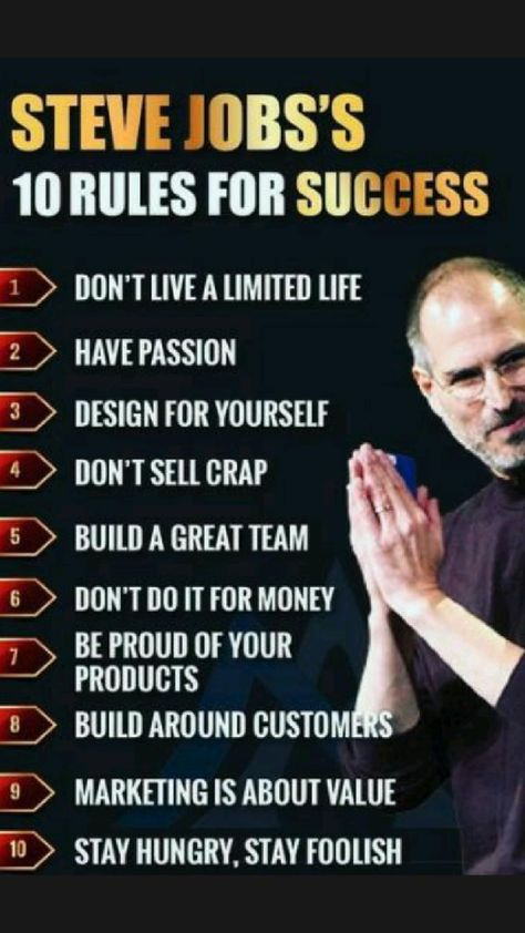 Success Rules