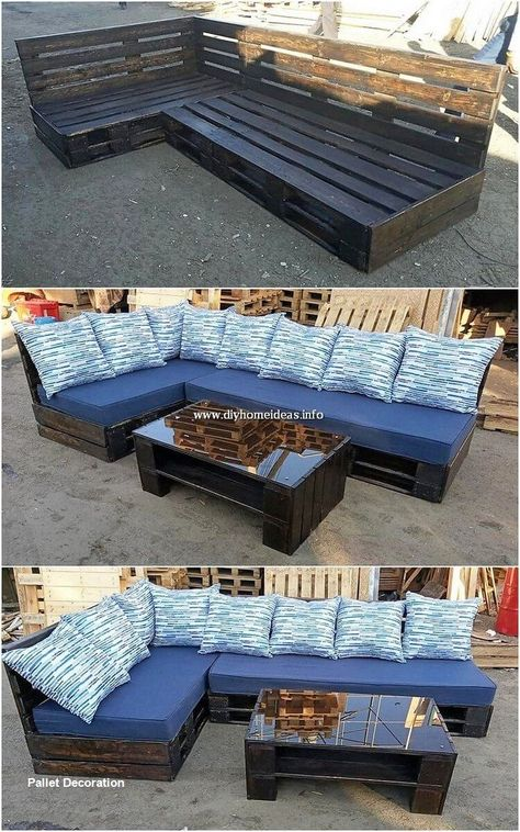 pallet patio furniture Projects Projects diy Projects easy Projects for kids Projects furniture Projects garden Projects outdoor Projects signs Pallet Projects Easy to Make Wood Pallet Recycling DIY Projects Pallet Furniture Designs, Pallet Garden Furniture, Diy Outdoor Furniture, Garden Pallet, Palette Patio Furniture, Furniture Layout, Palete Furniture, Diy Furniture Out Of Pallets, Diy With Pallets