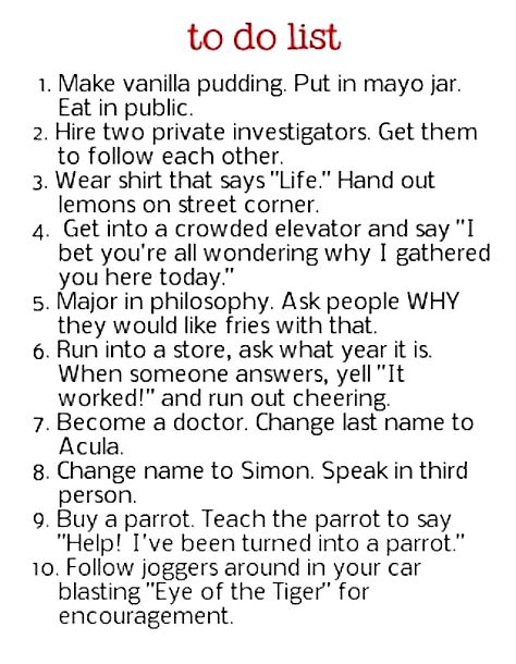 52 Ideas Funny Things To Do When Bored Friends Awesome #ideas #fashion #friends #bored #funny #crafts-to-do-when-bored #awesome