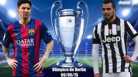 Barcelona vs. Juventus: todas las noticias de la final de Champions League. May 19, 2015.