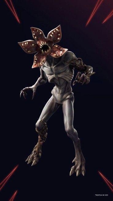 Papel De Parede Fortnite Para Celular Fortnite Wallpaper In 2020 Stranger Things Monster Demogorgon Stranger Things Wallpaper