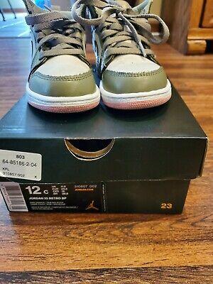 Nike Air Jordan Retro 1 Size 12c in