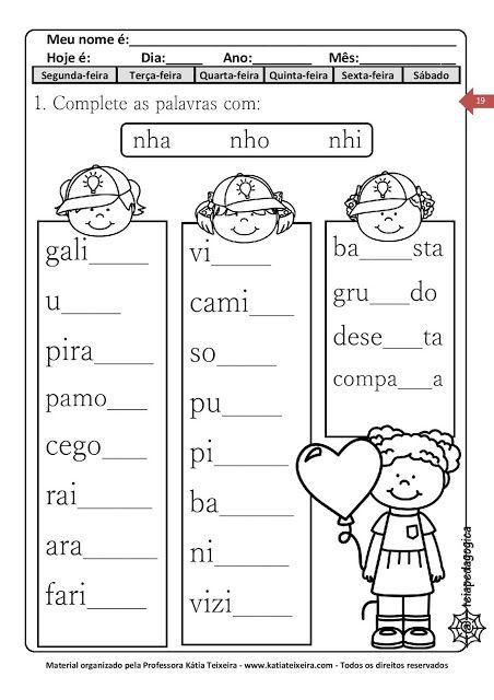 Teia Pedagogica Atividades Alfabetizacao E Letramento