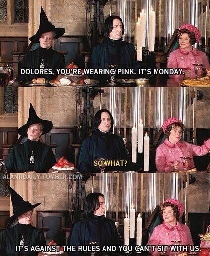 20 Mean Girls + Harry Potter Mashups Guaranteed To Make You Laugh