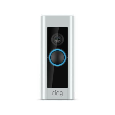 Ring 1080p Hd Wi Fi Video Wired Smart Door Bell Pro Camera Smart