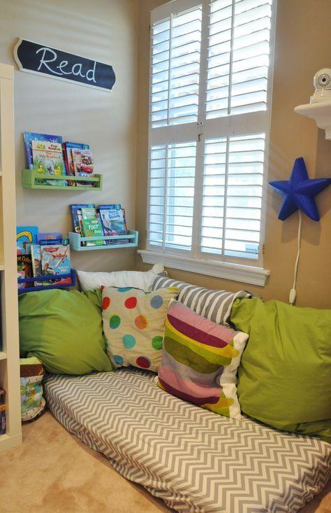 Children Reading Corner Crib Mattress 64 Ideas Reading Corner