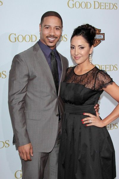Brian White And Wife Paula Da Silva Tyler Perry S Good Deeds