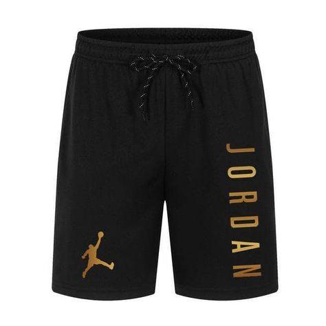 Men 2021 New Mesh Shorts - Black-GB / XXXL