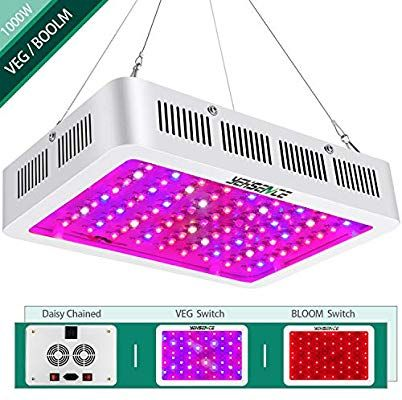 Amazon Com 1000w Led Grow Light With Bloom And Veg Switch Yehsence 15w Led Triple Chips Led Plant Growing La Led Grow Lights Grow Lights Cheap Grow Lights