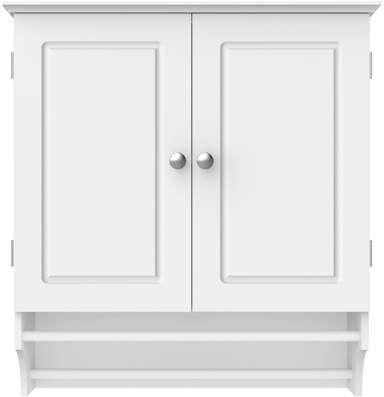 Smilemart 2 Door Bathroom Wall Cabinet Storage Shelf For Kitchen Walmart Com Bathroom Wall Cabinets Wall Cabinet Kitchen Shelves