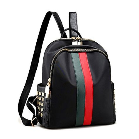 78a95f72c75c Mini Cute Backpack Purse Luxury Mini Bags Oxford Nylon Small Backpack  Handbag Purse Teen Travel School Black Bags For Women and Grils Alovhad -  BigSale ...