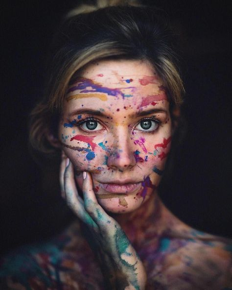 Marvelous Female Portrait Photography by Kai Böttcher – Design You Trust