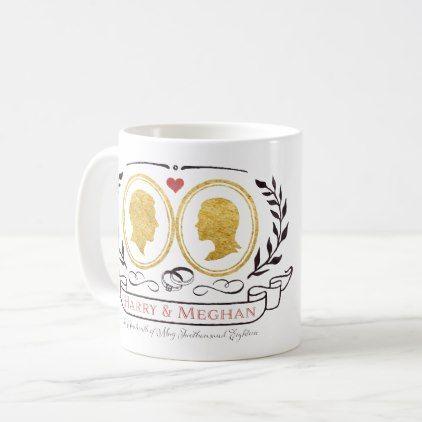 Royal MugMy Meghan Coffee Wedding Ornament Harry And IEYeWD2H9