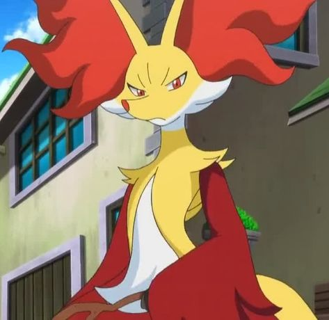 Delphox Pokemon Pokemon Pictures Original Pokemon