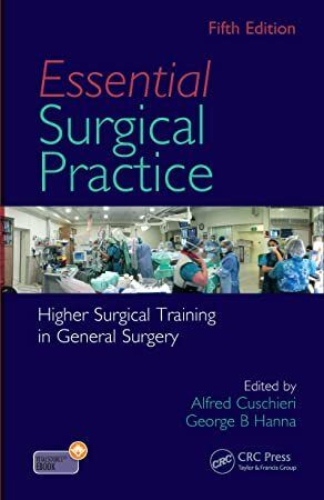 Get Book Essential Surgical Practice Higher Surgical Training In General Surgery Fifth Edition 10