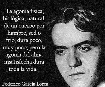 Poesia Federico García Lorca Mejores Frases De éxito Federico Garcia Lorca Frases Frases