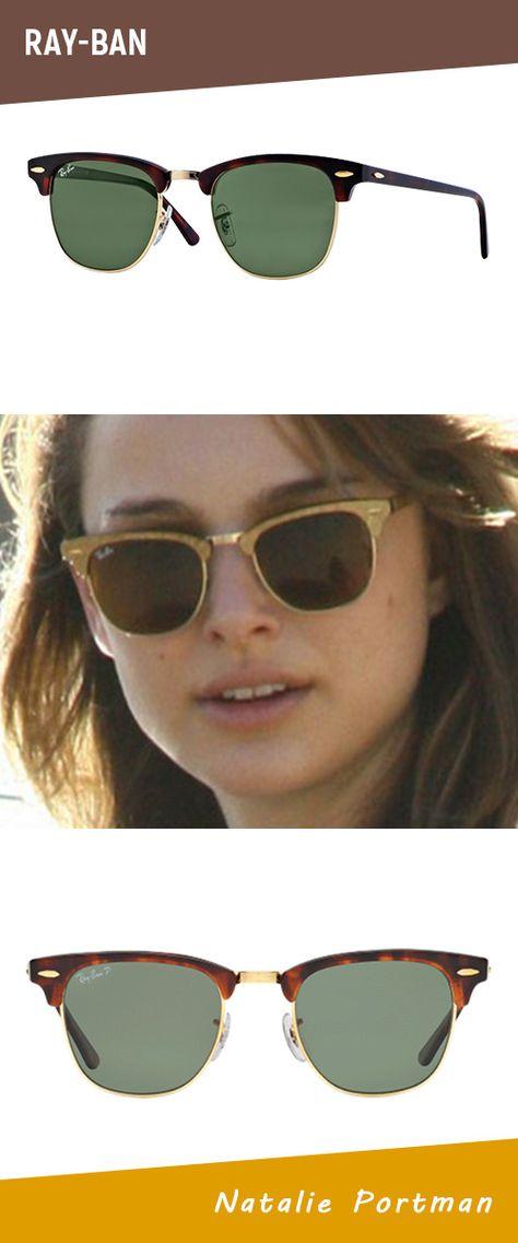 Emma Watson indossa Ray Ban Wayfarer Che Occhiali